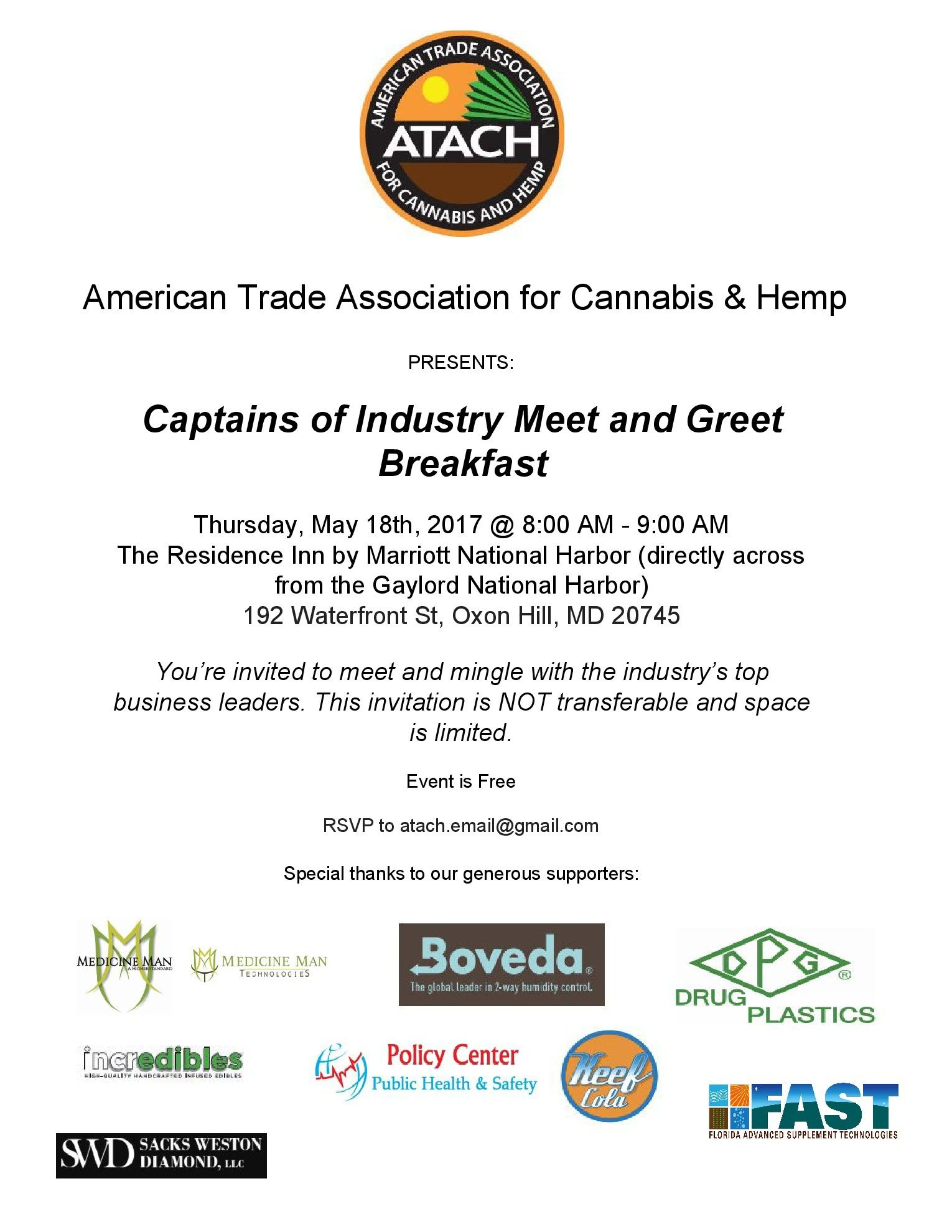 American Trade Association for Cannabis & Hemp